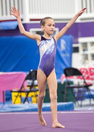 Katrina Gymnastics - February 10, 2013