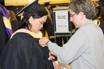 2015 Graduate Commencement