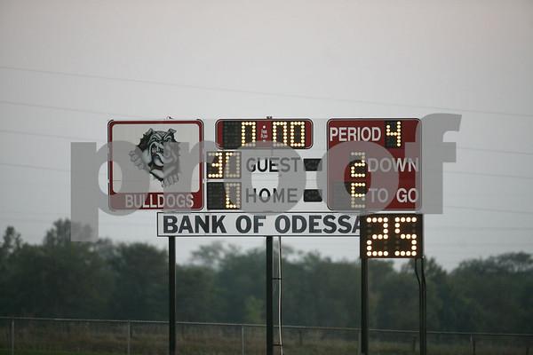 Freshmen-Oak Grove vs Odessa 9-22-08