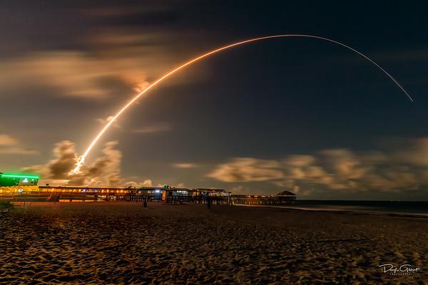 AEHF 4 on an Atlas V Booster