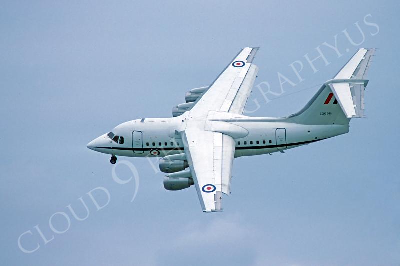 BAE 146 00002 BAE 146 British RAF ZD696 10 September 1983 by Stephen W D Wolf .JPG