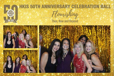 HKIS 50th Anniversary Celebration Ball - 27th May 2017
