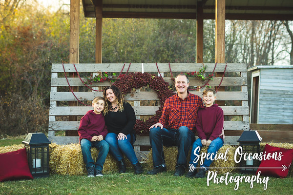The Diebold's Family