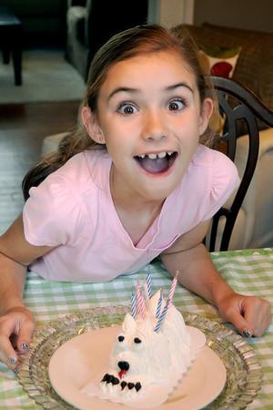 April 26, 2012 - Birthday at Grancie's