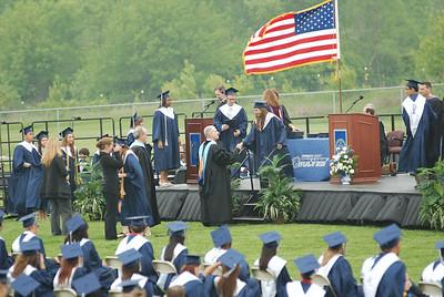 Oswego East Graduation 2011
