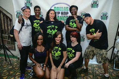 ILLustr8ive Dance Studio at Dallas Hip-Hop 7-26-14