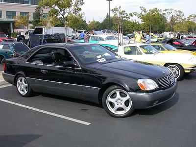 2001-10-19 Cisco Car Show