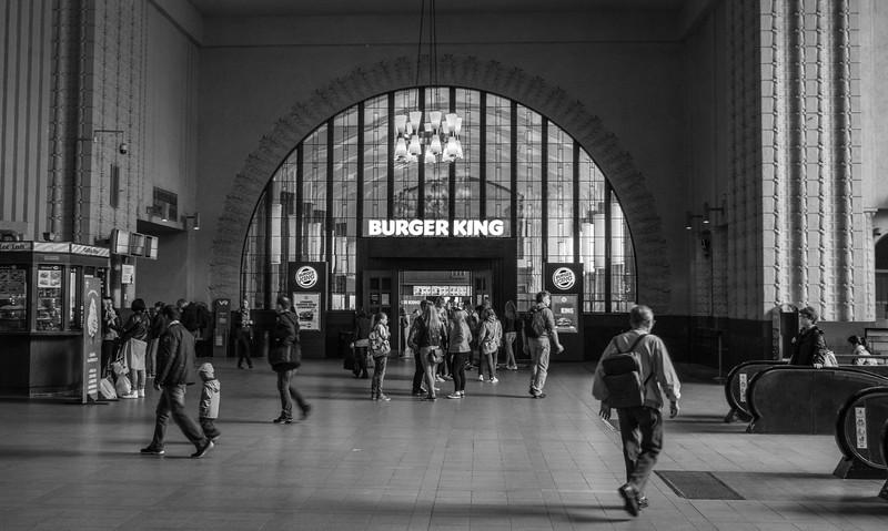 Helsinki Central Station 2015