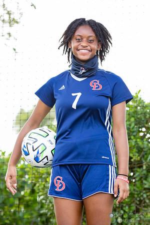 2020 Middle School Girls Soccer