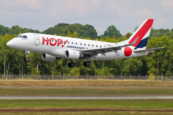 F-HBXH - Embraer 170