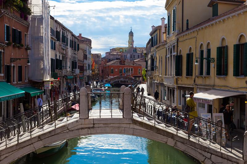 Churches & Canals