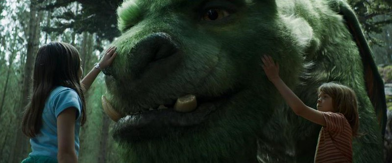 REVIEW: PETE'S DRAGON is an imaginative flight to a simpler time