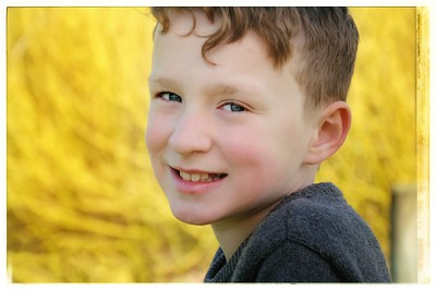 Child portraits to print