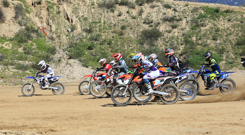 Glen Helen Dirt Series