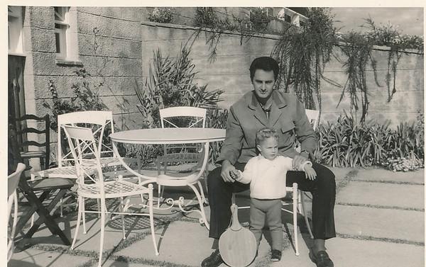 Campos de Jordao na casa da tia Vitu (1968)