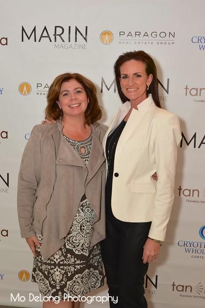 Tamra Stern and Mara Conner