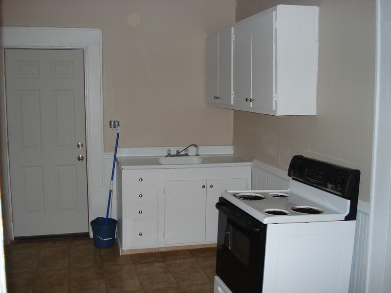 Completed kitchen. ck