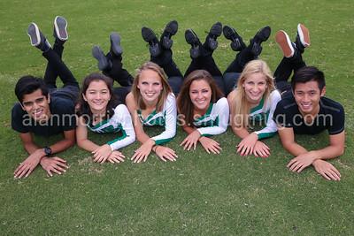 Dance Team Senior Pictures