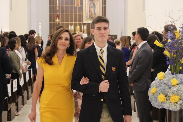 2018 Baccalaureate Mass