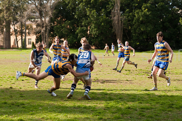 2011 Round 18 - Blues vs Parramatta