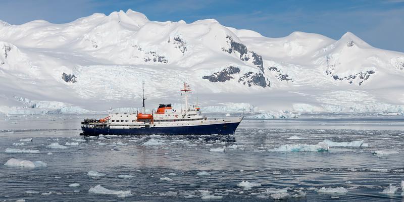 Neko Harbor MV Ushuaia