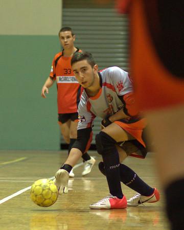2012 1110 - Futsal PL Yth Quake (5) v Phoenix (1)