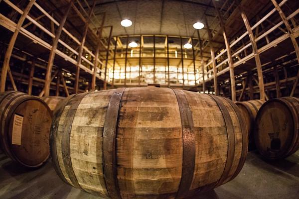 Bourbon Trail 06-18
