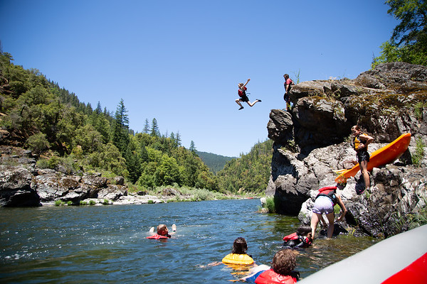 Kidder Creek Camp Week 1