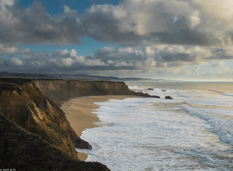 Half Moon Bay, California