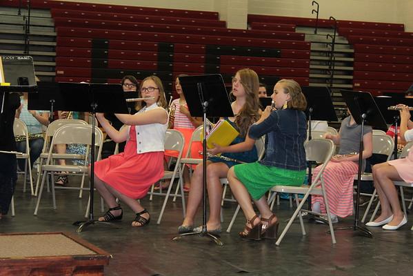 Lilah Band Concert 05/14/15