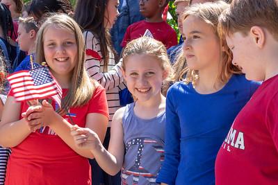 4th Grade America Day