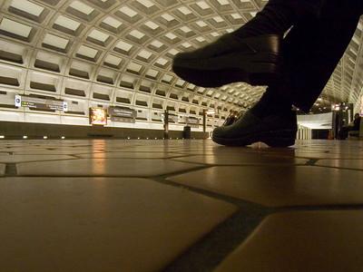 november 10th 2005 - last metro home