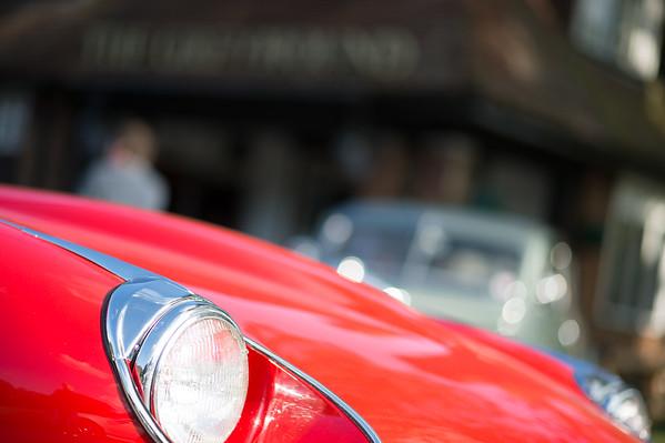 Greyhound Classic Cars