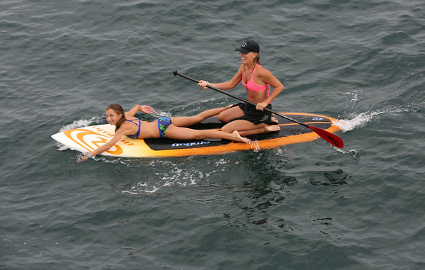2014 Velzy-Stevens Pier-2-Pier Paddle