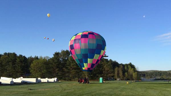 Post Mills Balloon festival