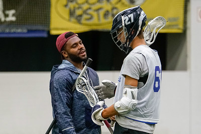 2018 LAX Trevor Baptiste Face Off Clinic, 09-08