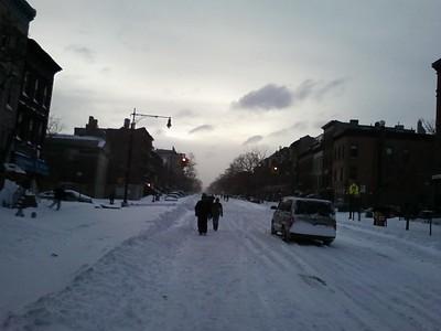 Snowcopolypse 2010