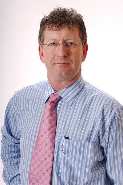 27 JUL 2006 - Ian Smythe (Chief Executive Officer) - Townsville McDonald's Crocodiles players/staff photos - PHOTO: CAMERON LAIRD (Ph: 0418 238811)