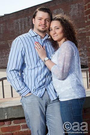 Laura & Craig's Engagement Shoot