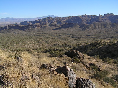 Superstition Mountains  - Feb 2006