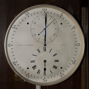 VR-292  Precision Regulator by Morawetz with a Satori pendulum