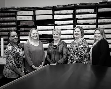 Jasper County Clerk of Court Staff 2019