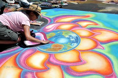 Italian Street Painting (2010)