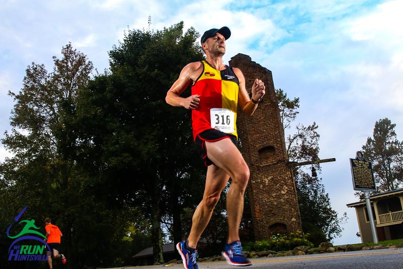 2014 Monte Sano 15k