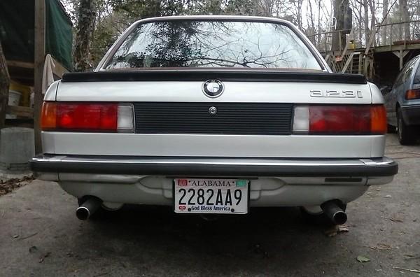 1980 E21 323i