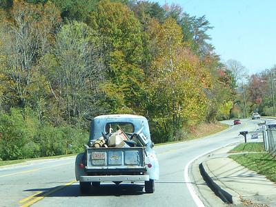 10-30 - Fall Foliage Tour - North Georgia