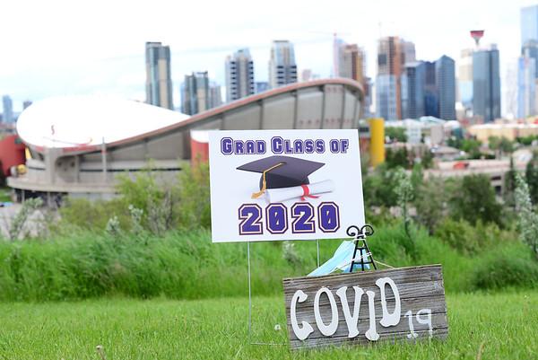 Ben's Grad - June 2020