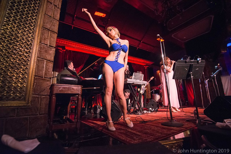 The Carnaby Street Girls: A Tribute to the Women of the British Invasion at the Cutting Room, August 4, 2016