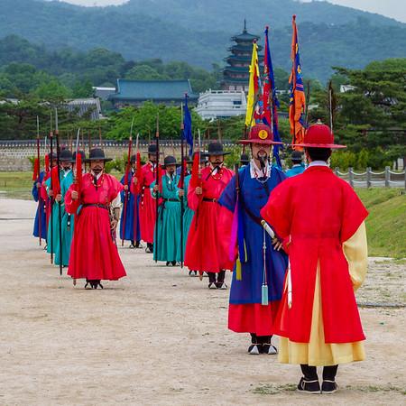 Seoul 2015 - Kaiser High School Korean Club