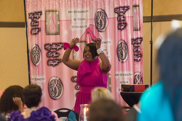 Pink & Pearls Luncheon - Valeda's Hope